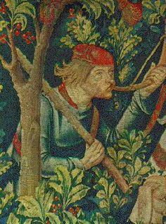 Article about The Unicorn Tapestries