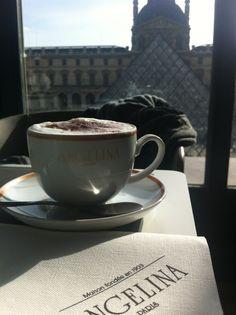Best chocolate in Paris.