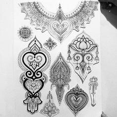 WEBSTA @ fredao_oliveira - Minha amiga Fran Rocha esta como convidada na inkonik ate dia 22, trazendo desenhos ornamentais, florais! Pra conhecer o trabalho dela @frann_roc ! Enviar email pro contato dela no franntattoo@gmail.com !
