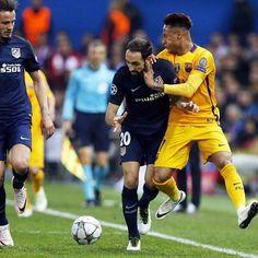 13.04.16 Atlético De Madrid 2 - 0 Barcelona (3-2) !! #Neymar #Fcbarcelona ⚽