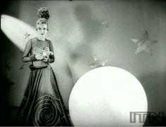 Futuristic fashion, 30s.