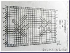 Resultado de imagem para graficos de tapetes em croche para imprimir