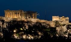 The Acropolis in early evening, Athens. by John Miranda Vacation Destinations, Vacation Spots, Vacations, Acropolis, Travel Memories, Future Travel, Ancient Greece, Travel Goals, Greece Travel