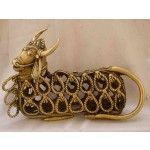 Brass (Dokra Jaali) Nandi. Rs. 3,400