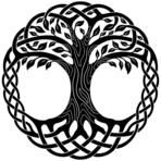 Vector ornament, decorative Celtic tree of life Vector ornament, decorative Celtic tree of life diseños de tatuajes Tree Of Life Symbol, Celtic Tree Of Life, Tree Of Life Art, Celtic Symbols, Celtic Art, Celtic Knots, German Symbols, Celtic Mandala, Celtic Circle