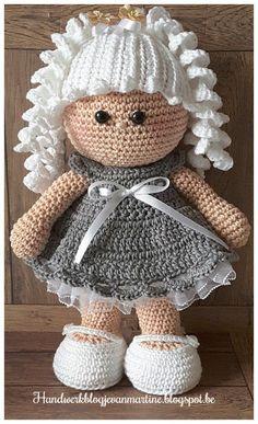 Mesmerizing Crochet an Amigurumi Rabbit Ideas. Lovely Crochet an Amigurumi Rabbit Ideas. Doll Amigurumi Free Pattern, Crochet Amigurumi Free Patterns, Crochet Doll Pattern, Amigurumi Doll, Knitting Patterns, Sewing Patterns, Knitting Ideas, Afghan Patterns, Crochet Gifts