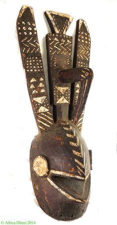 Mossi-Bird-Mask-Karan-Burkina-Faso-African