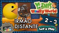 Yoshi's Woolly World - #2-3 Walk The Chomp WTH? (Gameplay Wii U 1080p 60...