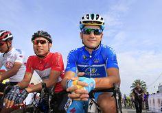 St4 Tour de Langkawi race report @AndreaGuardini sprints to blue points jersey lead #ltdl2013