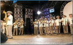 En 1995 la Fundación Banda 11 de Noviembre de Rabolargo, Se impuso en la final frente a la Banda San Juan de Caimito, Sucre y a la Escuela de Música de Planeta Rica.