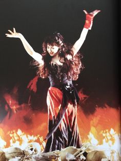 """le-tourbillion: """"This picture of Kate Bush is probably the greatest picture of all time """""""