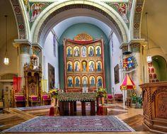 Cathedral Basilica of St. Francis, Santa Fe. NM