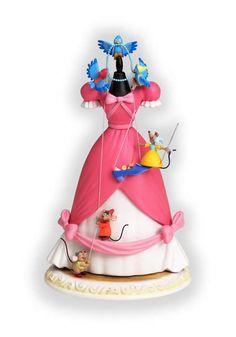 "Disney's Cinderella Olszewski Studios ""The Dress Surprise"""