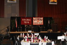 Richmond Hokie Club Dinner 2012