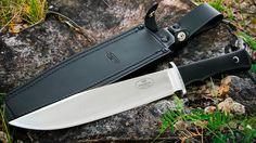 Fällkniven расширил коллекцию полевых ножей новой моделью MB (Modern Bowie)