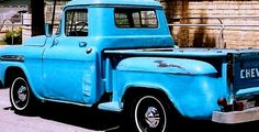 Want a Vintage Truck