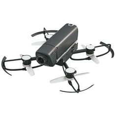 The versatile Cicada packs a lot of value into a compact drone, with all the features you want most! Just the right size to fly virtually anywhere indoors or out, it's the easiest flying drone. You fly the Cicada with your smartphone or tablet, and brushless motors deliver the power for smooth flying and stable hovering. The built-in camera takes amazing videos and still photos.