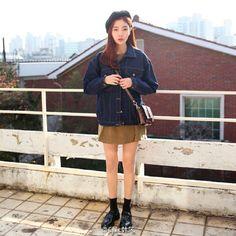 Chic韓風:✤ Chic Style ✤ ∷乖乖的軟妹子日常這樣搭 - 微博精選 - 微博台灣站
