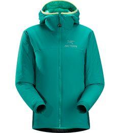 Arc'teryx Atom LT Hoody - insulated midlayer jacket