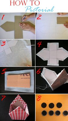 DIY-Bird-House-Favor-Box-Pictorial. Glue Roof on one side of house top and leave other side unglued for access to inside of box.