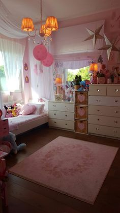 I love how they did the heart detail on the IKEA baskets Kids Bedroom Designs, Cute Bedroom Ideas, Interior Design Living Room, Living Room Decor, Bedroom Decor, Diy Toddler Bed, Daughters Room, Little Girl Rooms, Girls Bedroom