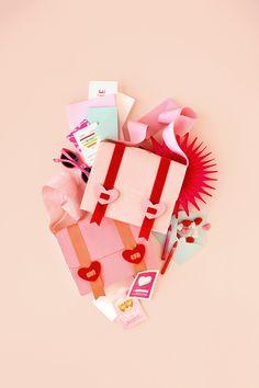 No-Sew Valentine Mai