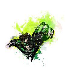 The Art of Green Lantern
