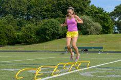 hurdles!