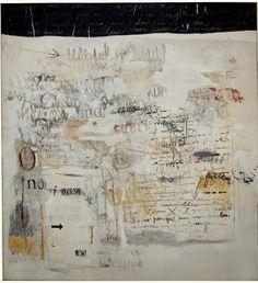 .Sarah Grilo (b.1920, Argentina) - Oil on canvas.