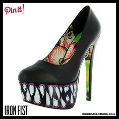 Blog - Iron Fist Pinterest Graphics $60