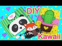 DIY - 3 IDEIAS KAWAII PARA VOCÊ FAZER EM CASA e Resultado do Concurso - Segredos de Aline - YouTube