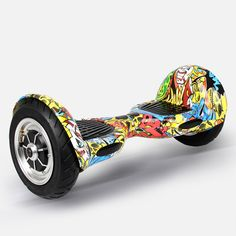 »A8 4400mAh Battery Two-Wheel Electric Twisting Scooter«