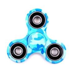 Anti Stress Hand Spinner For Autism and anti stress Multi color