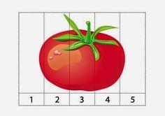 Растем, играем, учимся...: Математические пазлы.