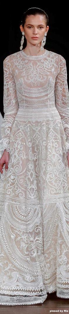 naeem khan bridal spring l ria