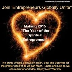 The Facebook group I created for #SpiritualEntrepreneurs #EntrepreneursGloballyUnite #MichelleReinhardt - Come and play with us and help us change the world.