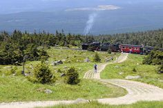 The nostalgic Brockenbahn
