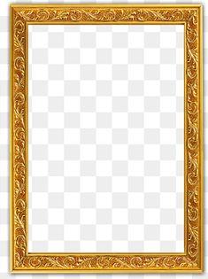 Frame Border Design, Photo Frame Design, Borders For Paper, Borders And Frames, Picture Borders, Wedding Invitation Background, Gold Picture Frames, Digital Photo Frame, Background Images Wallpapers