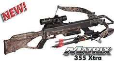 Crossbows 33972: New Excalibur Matrix 355 Realtree Xtra Crossbow Tact-Zone Scope Package 3500 -> BUY IT NOW ONLY: $799 on eBay!