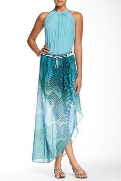 Cassidy Printed Maxi Skirt