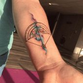 25 Best Arrow & Constellation Tattoo Ideas For Sagittarius Zodiac Signs sagittarius tattoo, sagittarius constellation, sagittarius tattoo for women, back tattoo ideas bull simple geometric for guys designs men symbols unique finger small minimalist Sagittarius Tattoo Designs, Aquarius Constellation Tattoo, Taurus Tattoos, Zodiac Signs Sagittarius, Zodiac Sign Tattoos, Tattoo Signs, Dragon Tattoo For Women, Tattoos For Women, Z Tattoo