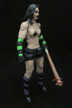 Cassie Hack (Hack / Slash) Custom Action Figure