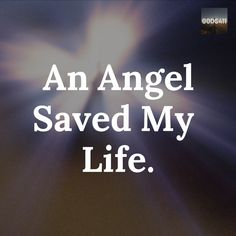 An Angel Saved My Life - Visitenkarten Design Prayer Verses, Bible Prayers, God Prayer, Bible Verses Quotes, Gods Love Quotes, Quotes About God, Christ Quotes, Faith Quotes, Messages From Heaven