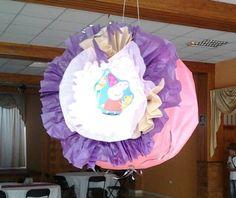 Piñata de peppa pig.