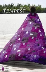 tempest quilt by cherri house. taking a class at spool for it! now I need to decide on colors!!