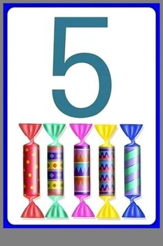 Numbers Preschool, Free Preschool, Kindergarten Coloring Pages, Material Didático, First Fathers Day Gifts, Kids Math Worksheets, Printable Numbers, Easy Arts And Crafts, Kids Learning Activities