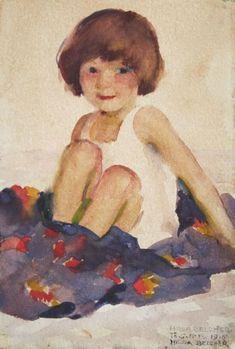 Hilda Belcher | Martha Richardson Fine Art