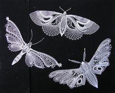 Form Crochet, Crochet Motif, Crochet Lace, Crochet Cactus, Crochet Butterfly, Bobbin Lace Patterns, Tatting Patterns, Romanian Lace, Bobbin Lacemaking