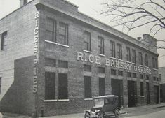 Rice Bakery, Baltimore (long gone).