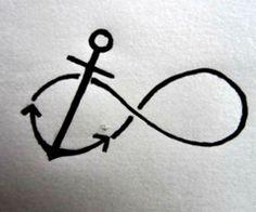 anchor + infinity